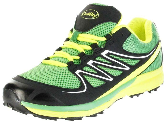 ConWay Sportschuhe grün leichte Herren / Damen Outdoor Schuhe Sidney