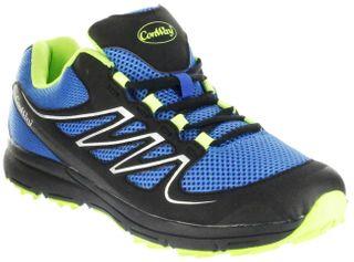 huge discount 981bc 91388 ConWay Sportschuhe blau leichte Herren / Damen Outdoor Schuhe Sidney