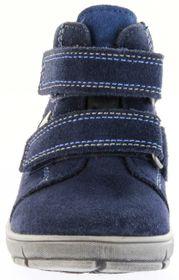 Richter Kinder Lauflerner blau Velourleder SympaTex Jungen Schuhe Warm 1133-831-7201 atlantic Info S – Bild 9