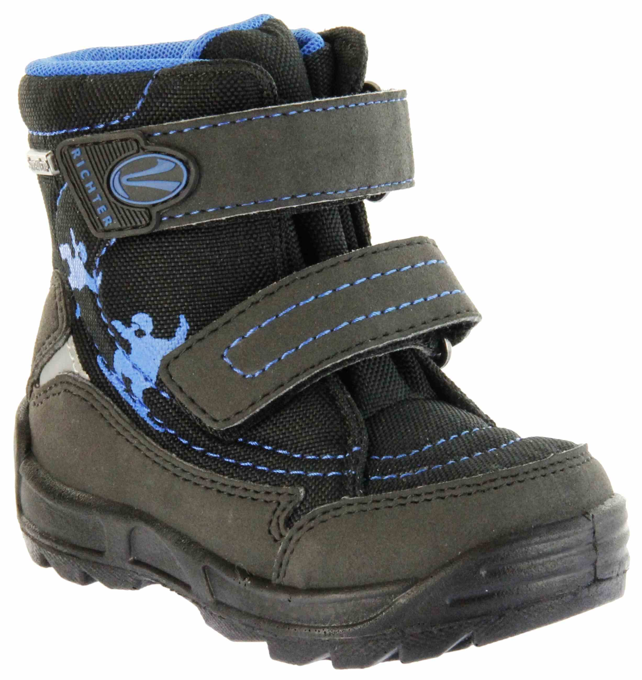 info for 9a804 53216 Richter Kinder Lauflerner-Stiefel SympaTex schwarz Warm Jungen WMS  2032-831-9902 black Freestyle