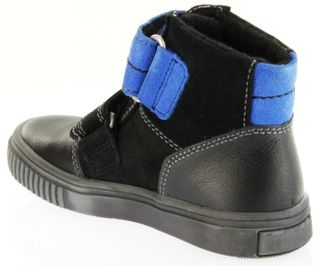 Richter Kinder Winter Sneaker Warm schwarz SympaTex Jungen 6833-831-9901 black lagoon Sprint – Bild 5