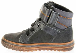 Richter Kinder Winter Sneaker Warm grau SympaTex Jungen 7842-831-6501 steel Bravo – Bild 7
