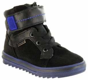 Richter Kinder Winter Sneaker Warm schwarz SympaTex Jungen 7842-831-9901 black Bravo