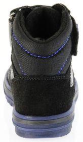 Richter Kinder Winter Sneaker Warm schwarz SympaTex Jungen 7842-831-9901 black Bravo – Bild 4