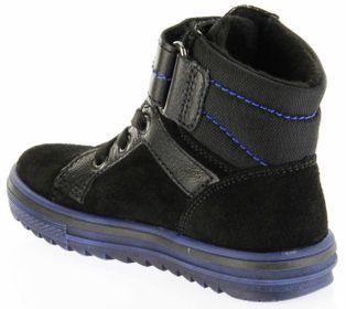 Richter Kinder Winter Sneaker Warm schwarz SympaTex Jungen 7842-831-9901 black Bravo – Bild 5