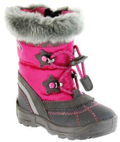 Richter Kinder Lauflerner-Stiefel SympaTex Warm pink Mädchen 2050-831-3501 fuchsia WMS Freestyle – Bild 1