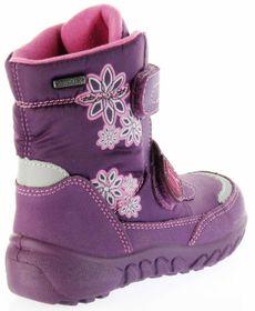 Richter Kinder Winter Boots Stiefel lila Warmfutter SympaTex Mädchen 5133-831-3801 berry WMS Husky – Bild 3