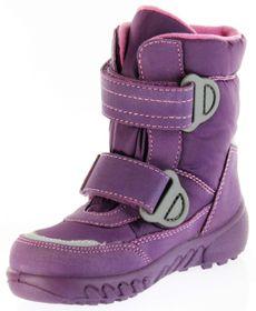 Richter Kinder Winter Boots Stiefel lila Warmfutter SympaTex Mädchen 5133-831-3801 berry WMS Husky – Bild 8