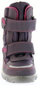 Richter Kinder Winter Boots Stiefel lila Warmfutter SympaTex Mädchen Blinkie 5131-831-7701 aubergine WMS Husky – Bild 9