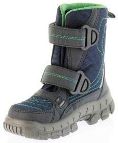 Richter Kinder Winter Stiefel Boots blau grün SympaTex Warm Jungen 7931-831-7206 atlantic WMS Davos – Bild 8