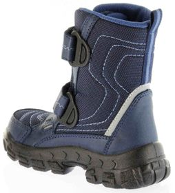 Richter Kinder Winter Stiefel Boots blau SympaTex Warm Jungen 7931-831-7205 atlantic WMS Davos – Bild 5