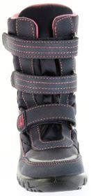 Richter Kinder Winter Boots Stiefel blau Warmfutter SympaTex Mädchen Blinkie 5151-831-7201 atlantic Husky WMS – Bild 9