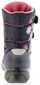 Richter Kinder Winter Boots Stiefel blau Warmfutter SympaTex Mädchen Blinkie 5151-831-7201 atlantic Husky WMS – Bild 4
