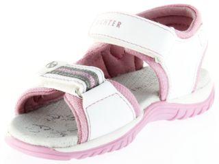 Richter Kinder Sandaletten weiß Outdoor Neopren Mädchen Schuhe 5106-142-0101 Motion – Bild 8