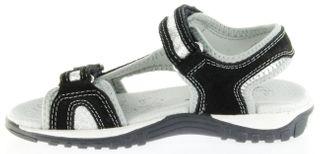 Richter Kinder Sandaletten schwarz Velour Neopren Mädchen Schuhe 5102-141-9901 Motion – Bild 7