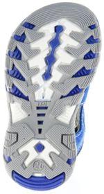 Richter Kinder Lauflerner-Sandalen blau Velourleder Jungen Schuhe 2301-141-6911 Jumbo – Bild 6