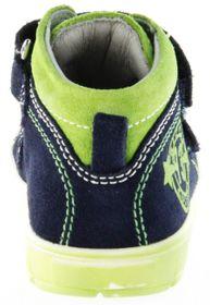 Richter Kinder Lauflerner Velourleder blau Jungen Schuhe 1131-141-7201 atlantic Info S – Bild 4