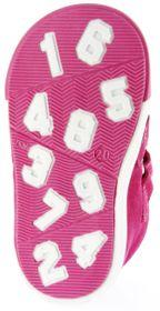 Richter Kinder Lauflerner pink Velourleder Mädchen-Schuhe 0131-141-3501 fuchsia Sing – Bild 6