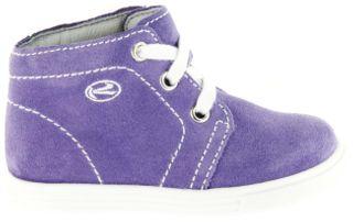 Richter Kinder Lauflerner Velourleder lila Mädchen-Schuhe 0126-141-4000 lavender Sing – Bild 2