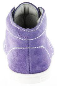 Richter Kinder Lauflerner Velourleder lila Mädchen-Schuhe 0126-141-4000 lavender Sing – Bild 4