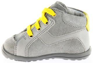 Richter Kinder Minis grau Velourleder Jungen Schuhe 0028-141-6101 rock Mini – Bild 7