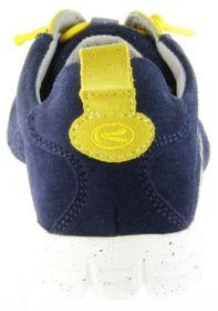 Richter Kinder Halbschuhe Sneaker blau Velourleder Jungen-Schuhe 6623-141-7202 atlantic Run – Bild 4