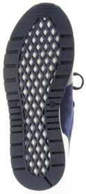 Richter Kinder Halbschuhe Sneaker blau Leder Mädchen Schuhe 3321-145-7201 atlantic Volley – Bild 6