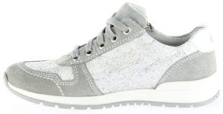 Richter Kinder Halbschuhe Sneaker grau Leder Mädchen Schuhe 3321-141-6100 rock Volley – Bild 7