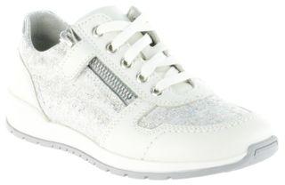Richter Kinder Halbschuhe Sneaker weiß Leder Mädchen Schuhe 3321-142-0110 offwhite Volley – Bild 1