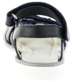 Richter Kinder Sandaletten blau Glattleder Mädchen Schuhe 5801-143-7200 atlantic Levia – Bild 4