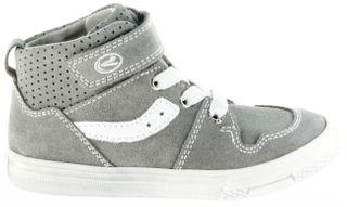 Richter Kinder Halbschuhe Sneaker grau Velourleder Jungen-Schuh 6241-142-6101 rock Mose – Bild 2
