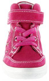 Richter Kinder Blinkies Sneaker pink Velourleder Mädchen-Schuhe 4442-142-3500 fuchsia Ilva – Bild 9