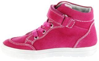 Richter Kinder Blinkies Sneaker pink Velourleder Mädchen Schuhe 4442-142-3500 fuchsia Ilva – Bild 7