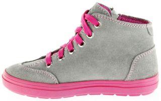 Richter Kinder Blinkies Sneaker grau Velourleder Mädchen-Schuhe 4441-141-6101 rock Ilva – Bild 7
