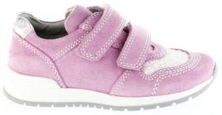 Richter Kinder Halbschuhe Sneaker pink Leder Mädchen Schuhe 3331-141-3111 candy Volley – Bild 2