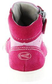 Richter Kinder Halbschuhe Sneaker pink Velourleder Mädchen Schuhe 3148-141-3501 fuchsia Fedora – Bild 4