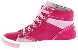 Richter Kinder Halbschuhe Sneaker pink Velourleder Mädchen Schuhe 3148-141-3501 fuchsia Fedora – Bild 7