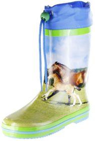 Conway Gummistiefel grün Regenstiefel Kinder Stiefel Schuhe Fury – Bild 1