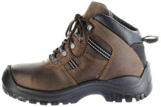 NORA Sicherheitsschuhe braun S3 Herren Damen Arbeits-Schutz-Schuhe Boots Pascal U 70346 – Bild 7