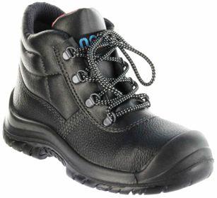 NORA Sicherheitsschuhe schwarz S3 Herren Damen Arbeits-Schutz-Schuhe Cuno U 73384 – Bild 1
