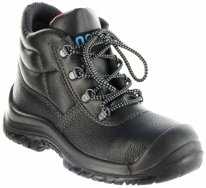 NORA Sicherheitsschuhe schwarz S3 Herren Damen Arbeits-Schutz-Schuhe Cuno U 73384