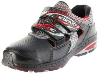 Cofra Sicherheitsschuhe schwarz S1P-SRC Arbeitsschuhe Herren SURPLACE Jogging  – Bild 1