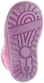 Richter Kinder Minis pink Velourleder Schnürer Mädchen-Schuhe 0022-241-3300 passion Mini – Bild 6