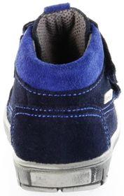 Richter Kinder Lauflerner Velourleder blau SympaTex Jungen Schuhe 1134-242-7201 atlantic Info S – Bild 4