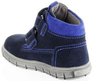 Richter Kinder Lauflerner Velourleder blau SympaTex Jungen Schuhe 1134-242-7201 atlantic Info S – Bild 5