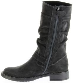 Richter Kinder Winter Stiefel grau Velour Warm SympaTex Mädchen 4250-241-6500 steel Mary – Bild 7