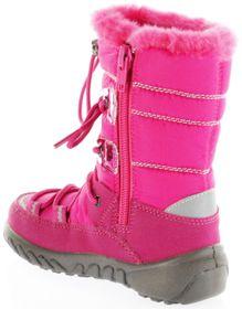 Richter Kinder Winter Stiefel pink Warm SympaTex Mädchen Schuhe WMS 5157-241-3501 fuchsia Husky – Bild 5