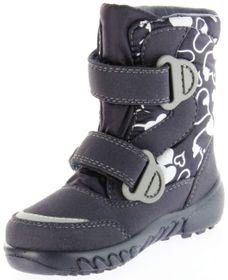 Richter Kinder Winter Boots Stiefel blau Warmfutter SympaTex Mädchen Blinkie WMS 5137-241-7201 atlantic Husky – Bild 8