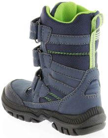 Richter Kinder Winter Stiefel Boots blau SympaTex Warm Jungen 8550-241-7201 atlantic WMS Tundra – Bild 5