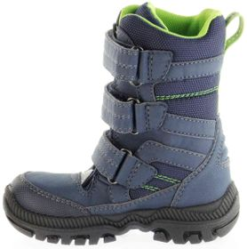 Richter Kinder Winter Stiefel Boots blau SympaTex Warm Jungen 8550-241-7201 atlantic WMS Tundra – Bild 7